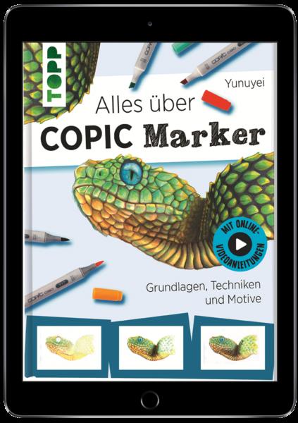 Alles über COPIC Marker (eBook)