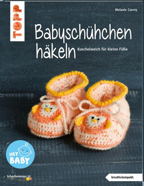 Babyschühchen häkeln
