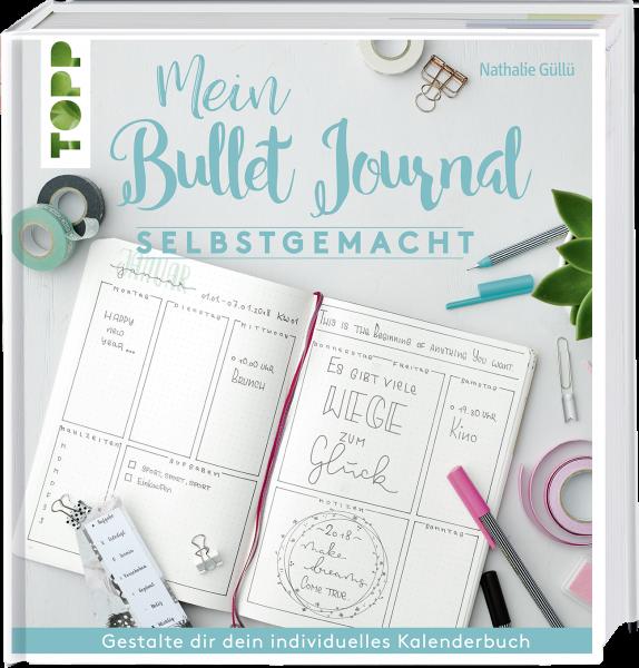 Mein Bullet Journal selbstgemacht