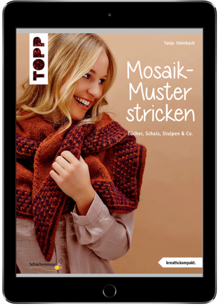 Mosaik-Muster stricken (eBook)