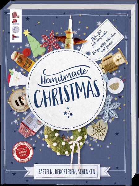 Handmade Christmas. Basteln, dekorieren, schenken