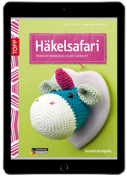 Häkelsafari (eBook)