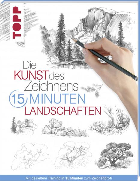 Die Kunst des Zeichnens 15 Minuten - Landschaften