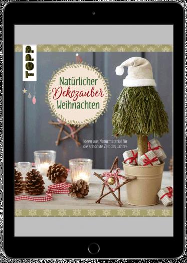Natürlicher Dekozauber Weihnachten (eBook)