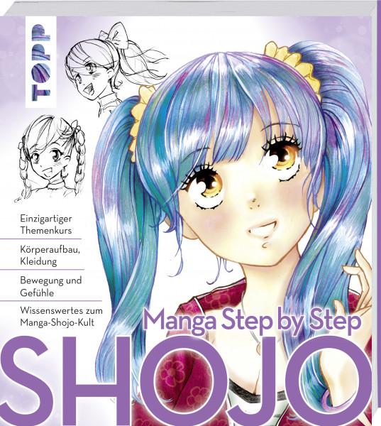 Manga Step by Step Shojo
