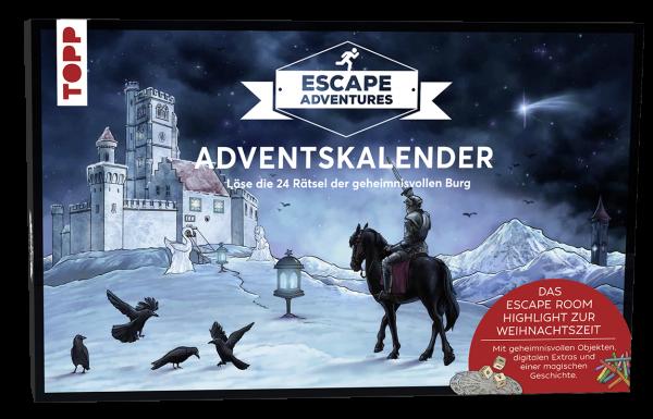 Adventskalender Escape Adventures - Die geheimnisvolle Burg