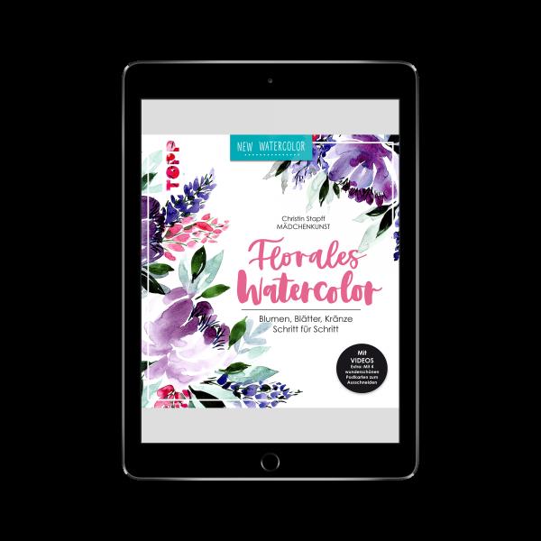 Florales Watercolor (eBook)