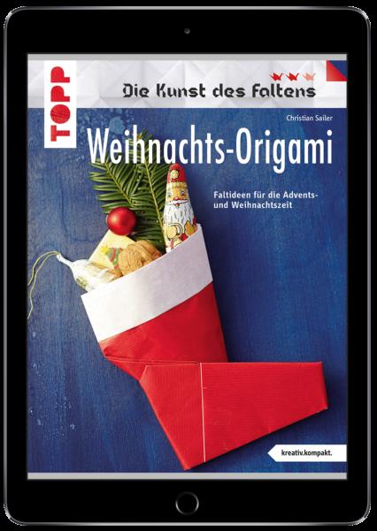 Weihnachts-Origami (Die Kunst des Faltens) (eBook)