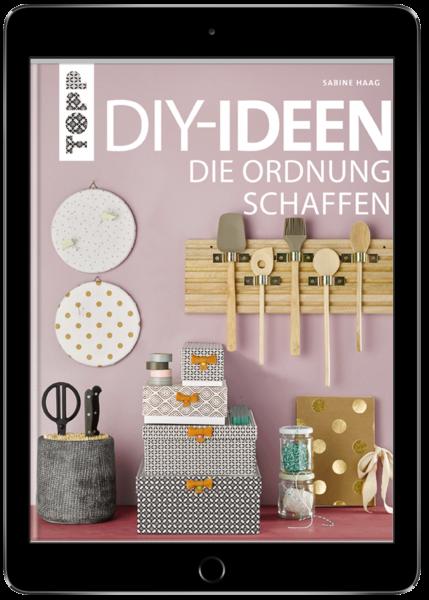 DIY-Ideen, die Ordnung schaffen (eBook)