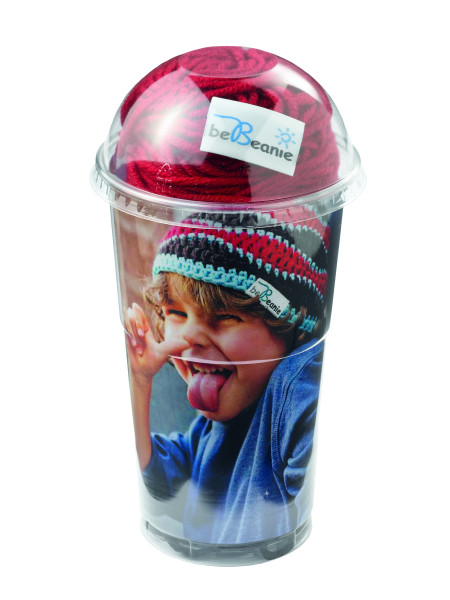 be Beanie to go Kindermütze Anton