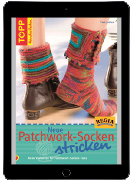 Neue Patchwork-Socken stricken (eBook)