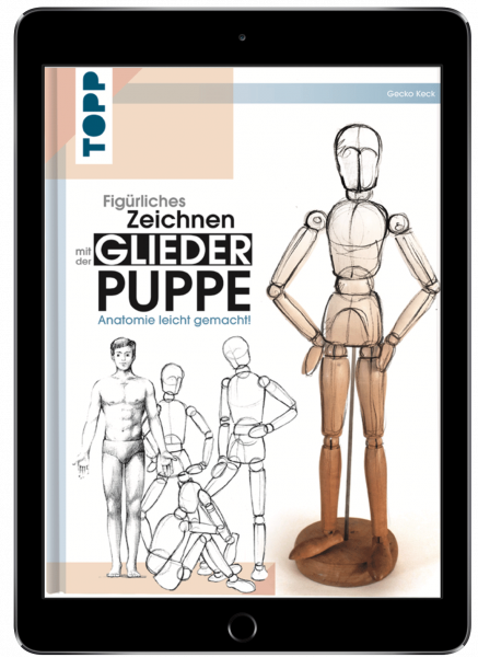 Figürliches Zeichnen mit der Gliederpuppe (eBook)