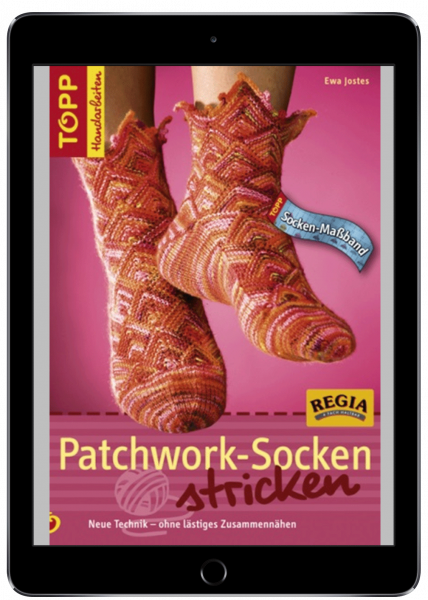 Patchwork-Socken stricken (eBook)