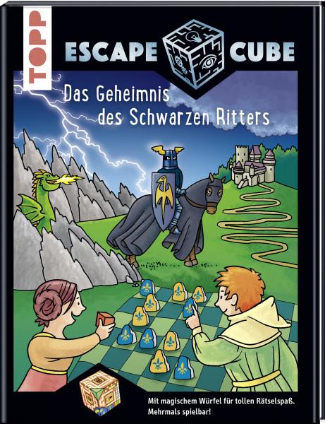 Escape Cube Kids Das Geheimnis des Schwarzen Ritters