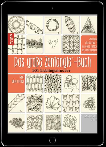 Das große Zentangle-Buch (eBook)