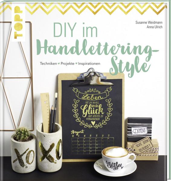 DIY im Handlettering-Style