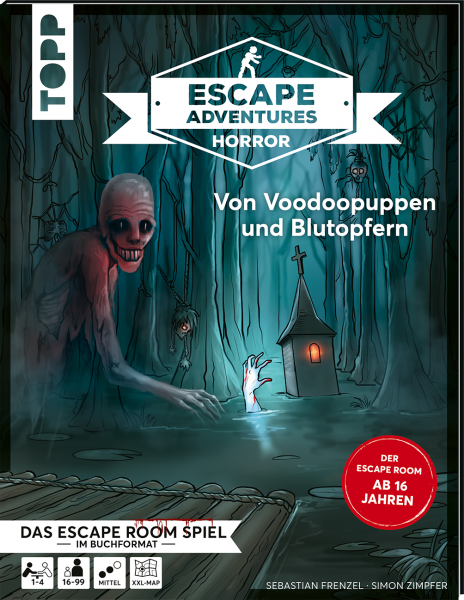 Escape Adventures HORROR – Von Voodoopuppen und Blutopfern