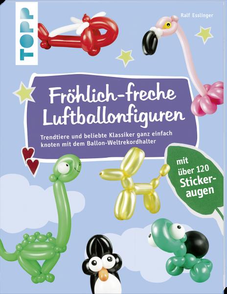 Fröhlich-freche Luftballonfiguren
