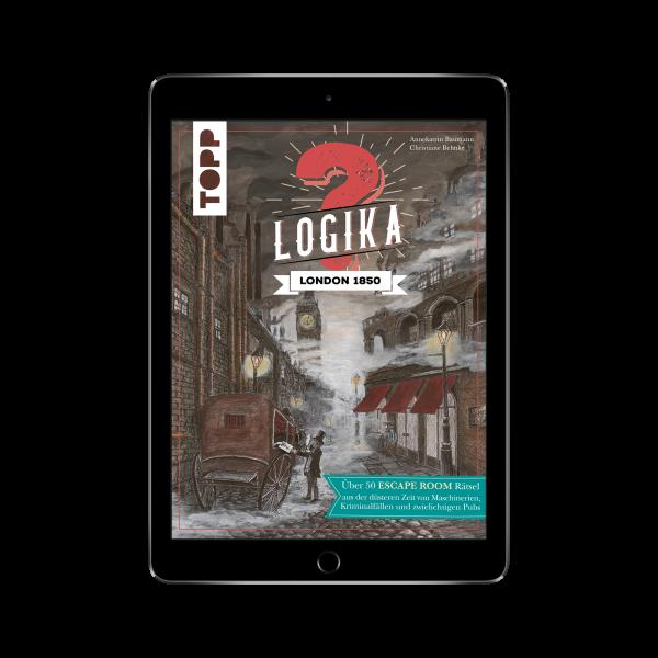 Logika – London 1850 (eBook)