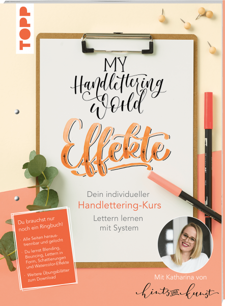 My Handlettering World: Effekte