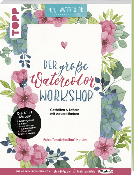 Der große Watercolor Workshop