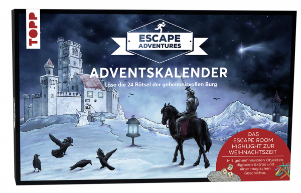 Escape Adventures Adventskalender