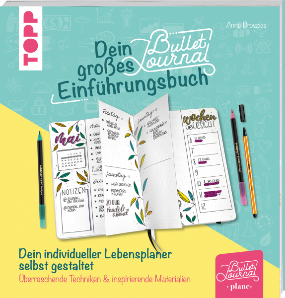 Dein kreatives Bullet Journal