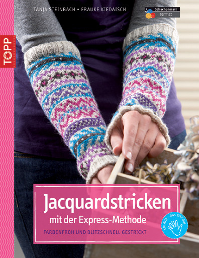 Jacquardstricken mit der Express-Methode